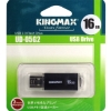 Флешка (Flash-drive) USB 2.0, 16Гб, Kingmax UD-05, 10/5Мб/с, металл, черная фото