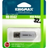 Флешка (Flash-drive) USB 2.0, 32Гб, Kingmax UD-05, 10/5Мб/с, металл, серебристая фото